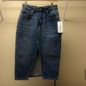 H&M - & Denim Skirt